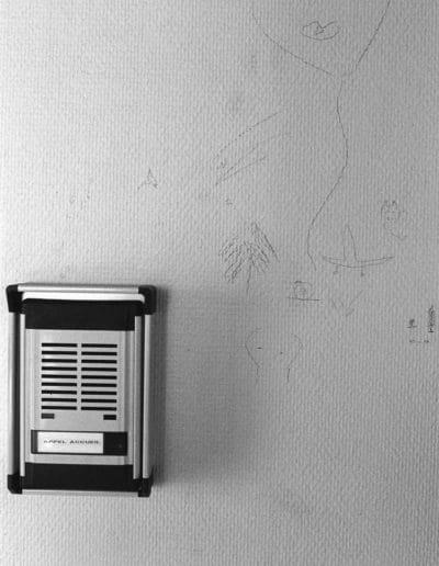 Untitled, Série Carre Saint Lazare, 2010-2011